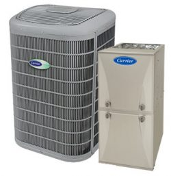 Carrier Air Conditioning and Furnace Systems in IL