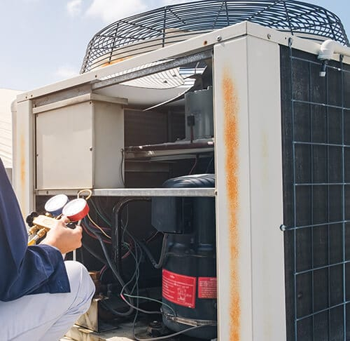Experienced Commercial HVAC Services
